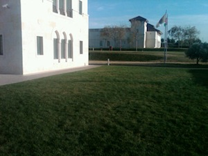 Lawn at Kings Academy