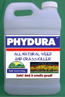 Phydura Organic Weed and Grass Killer